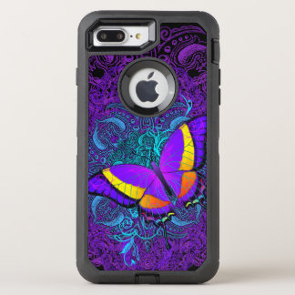 Butterfly Delight OtterBox Defender iPhone 8 Plus/7 Plus Case