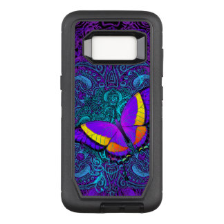 Butterfly Delight OtterBox Defender Samsung Galaxy S8 Case