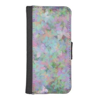 butterfly delight phone wallet case