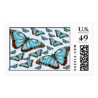Butterfly Delight Stamps