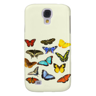 Butterfly Delight Samsung Galaxy S4 Case