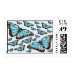 Butterfly Delight Stamp