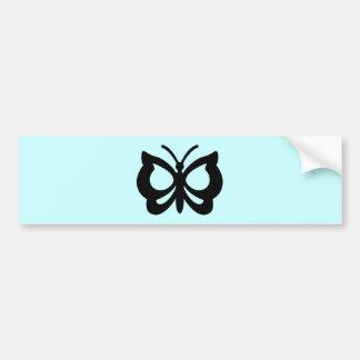 Butterfly Design Bumper Stickers