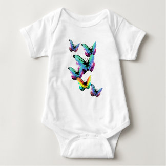 Butterfly Design by Leslie Harlow T Shirt