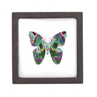 BUTTERFLY Design by Navin Premium Trinket Boxes