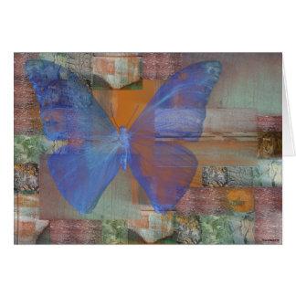 Butterfly Design Card
