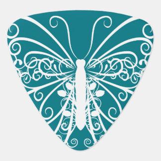 Butterfly Design Guitar Pick