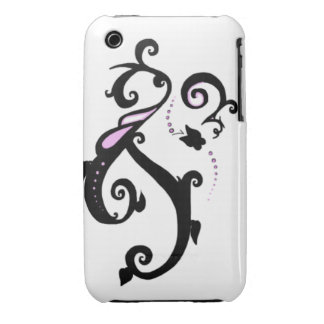 Butterfly Design iPhone 3 Cases