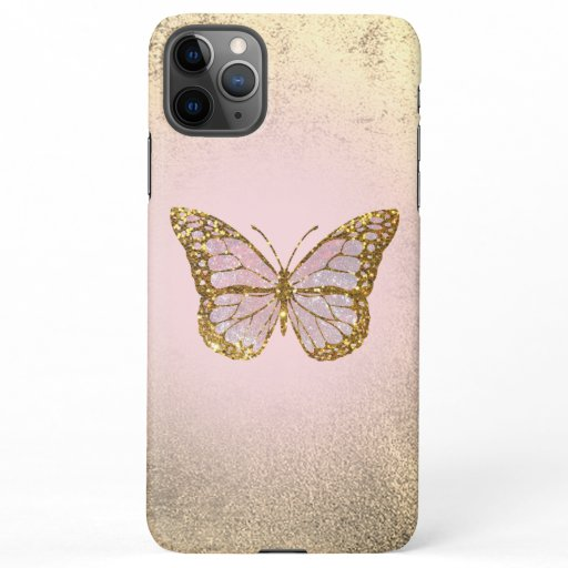 butterfly design iPhone 11Pro max case