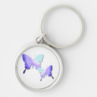 Butterfly Design Keychain