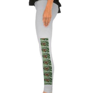 Butterfly Design Leggings