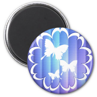 Butterfly Design Magnet Magnets