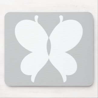 Butterfly Design Mouse Pad