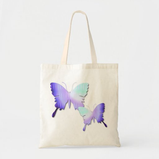 Butterfly Design Small Bag