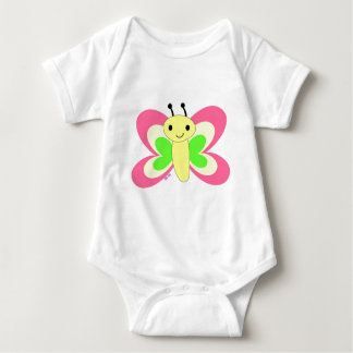 Butterfly Design T-shirt
