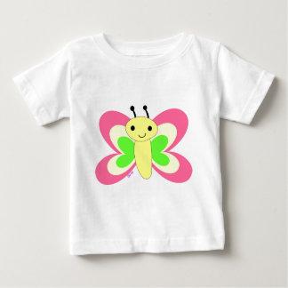 Butterfly Design Tee Shirt