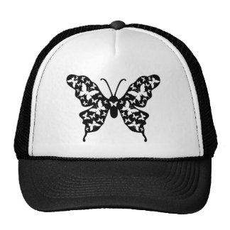 Butterfly Designer Ornamental Art Trucker Hat