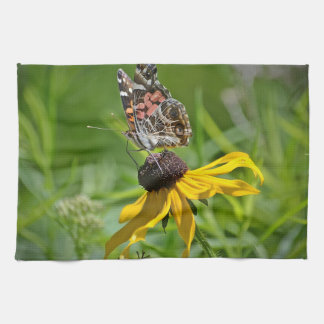 Butterfly Dish Towel