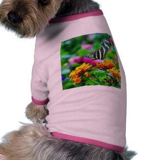 Butterfly Doggie T Shirt