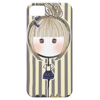 Butterfly Doll Iphone Case
