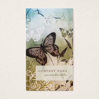 Butterfly Dream - Business Card