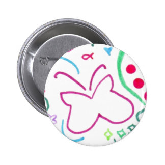 Butterfly Dream Pins