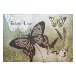Butterfly Dream Cloth Placemat