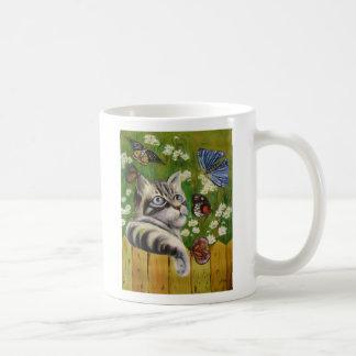 butterfly dream coffee mug