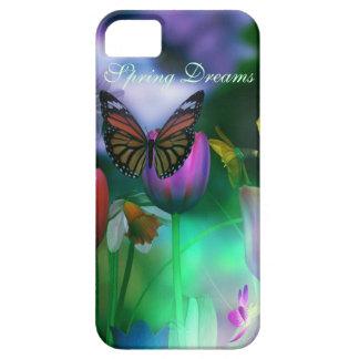 Butterfly dream garden iPhone SE/5/5s case