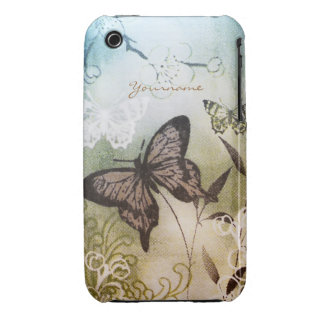 Butterfly Dream iPhone 3 Case-Mate Cases