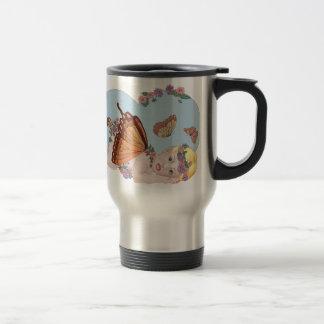 butterfly Dreaming Travel Mug