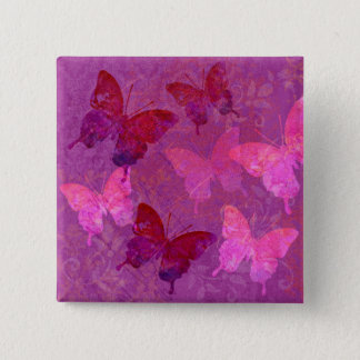 Butterfly dreams button