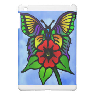 Butterfly Dreams by Joseph D. Greenwood iPad Mini Cover