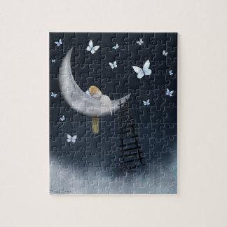Butterfly Dreams by Sannel Larson Jigsaw Puzzle