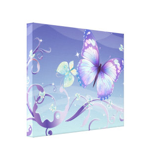 Butterfly Dreams Canvas