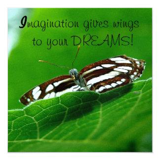 Butterfly Dreams Envelope Card