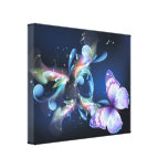 Butterfly  Dreams Gallery Wrapped Canvas