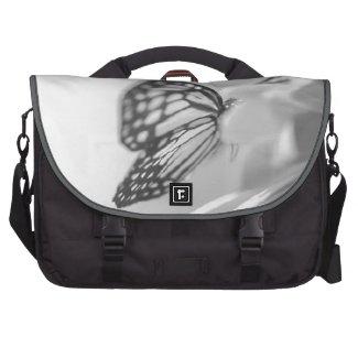 Butterfly Dreams Laptop Messenger Bag