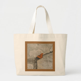 Butterfly Dreams Large Tote Bag