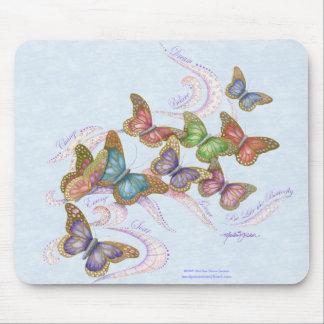 Butterfly Dreams Mousepad