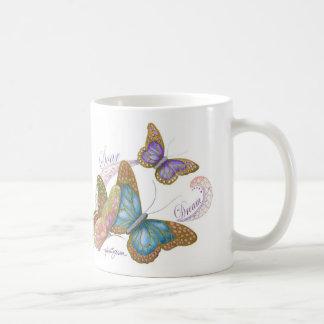 Butterfly Dreams Mug Half Wrap