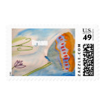 Butterfly Dreams Postage