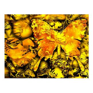 Butterfly Dreams ________________ Postcard