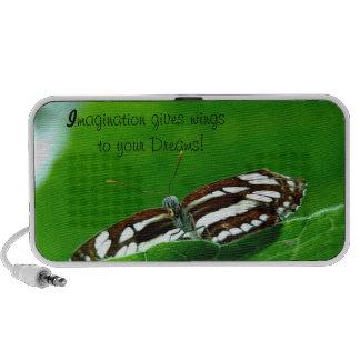 Butterfly Dreams Speakers Speaker