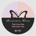 Butterfly Dreams Topper Stickers