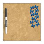 Butterfly Dry-Erase Board