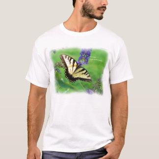 butterfly_eastern_tiger_swallowtail_1633_Paint T-Shirt
