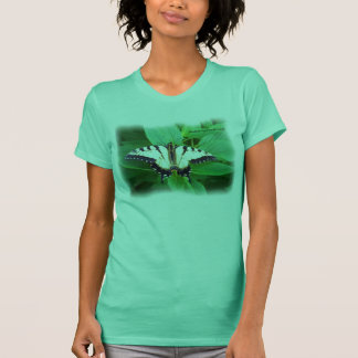 butterfly_eastern_tiger_swallowtail_9253H_Paint T-Shirt