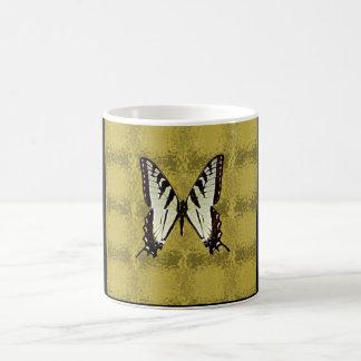 Butterfly (Eastern Tiger Swallowtail) Coffee Mug