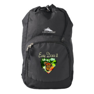 BUTTERFLY EASY DOES IT PHOTO BACKPACK